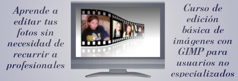 Curso de edición de imágenes con GIMP